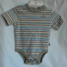 Old Navy Baby Boy 3 6  Months Striped Onesie