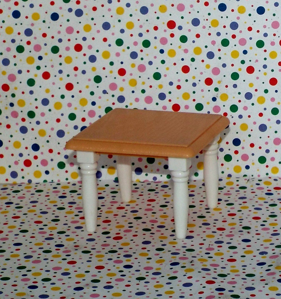 Fisher Price Loving Family Dollhouse Special Edition Townhouse Kitchen Table