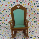 Fisher Price Loving Family Special Edition Dollhouse Rocking Chair