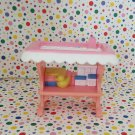 Fisher Price Loving Family Dollhouse Pink Changing Table