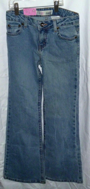 Girls Size 10 Faded Glory Jeans size 10 slim