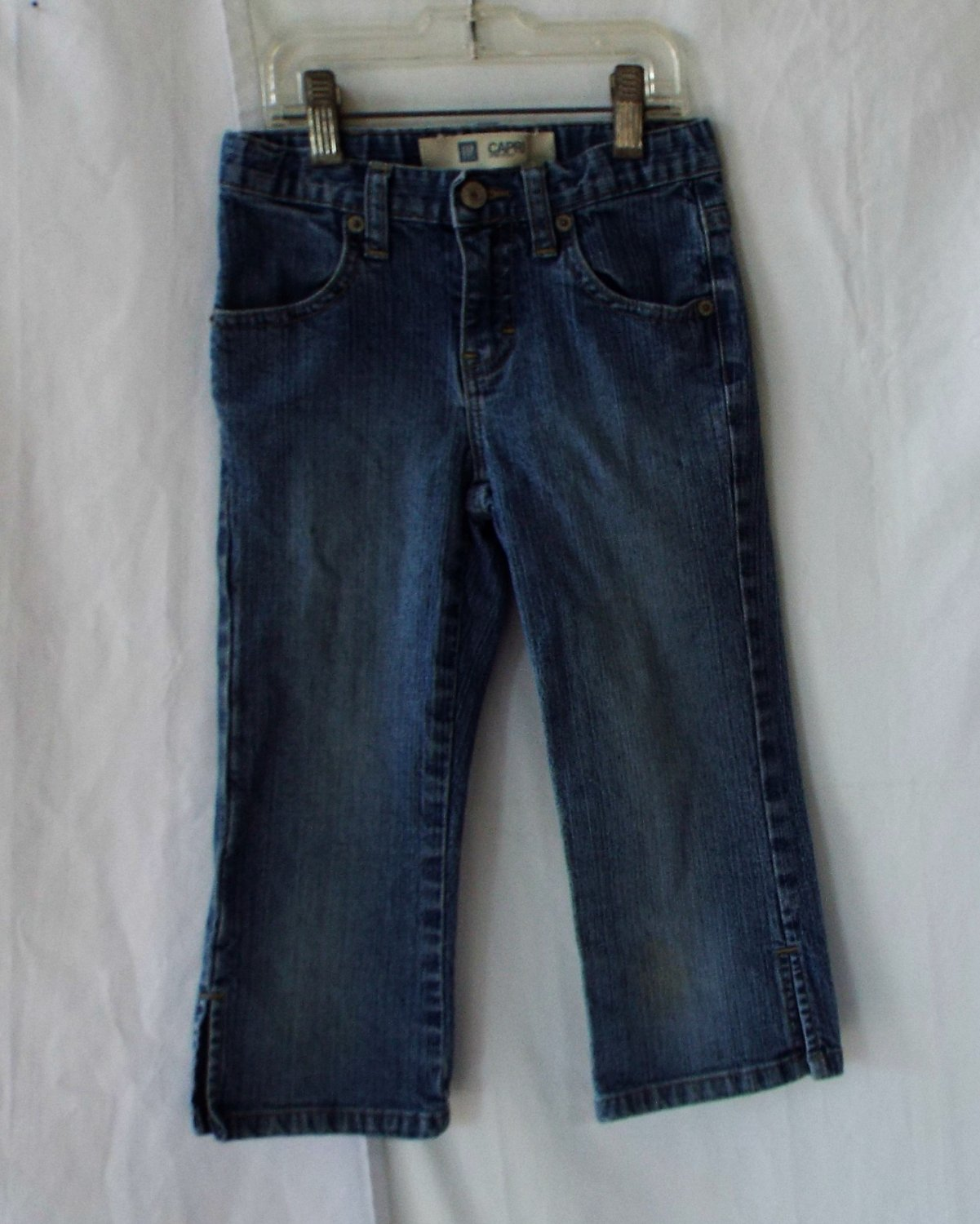 Gap Girls Size 7 Slim Jean Capri