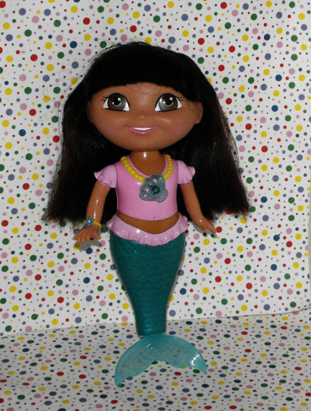 Fisher-Price Dora the Explorer Swim and Splash Mermaid Dora