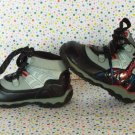 Buster Brown Spiderman Trail Boots size 8 1/2
