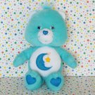 "Care Bears Bed Time Bear 8"" Beanie Bear"