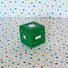 Neurosmith Music System Learning Toy Replacement Green Block Part