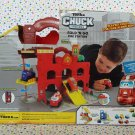 Playskool Wheel Pals Chuck Fold-n-Go Fire Station Playset