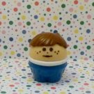 Little Tikes Toddle Tots People Brown Hair Boy Figure