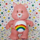 Cheer Bear Care Bear Poseable Figurine