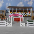 Saddle Up Horse Ranch and Stable Playset by Funrise Toys