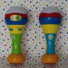 Leapfrog Learn and Groove Counting Maracas