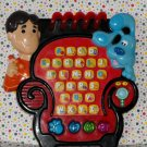 Fisher Price Blues Clues Joe's Learning Letters