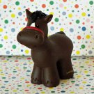 Fisher Price Little People Farm Barn Brown Horse Part