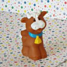 Fisher Price Little People Farm Brown Cow Bell Part