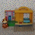 Fisher-Price The Wonder Pets Linny Portable Playset