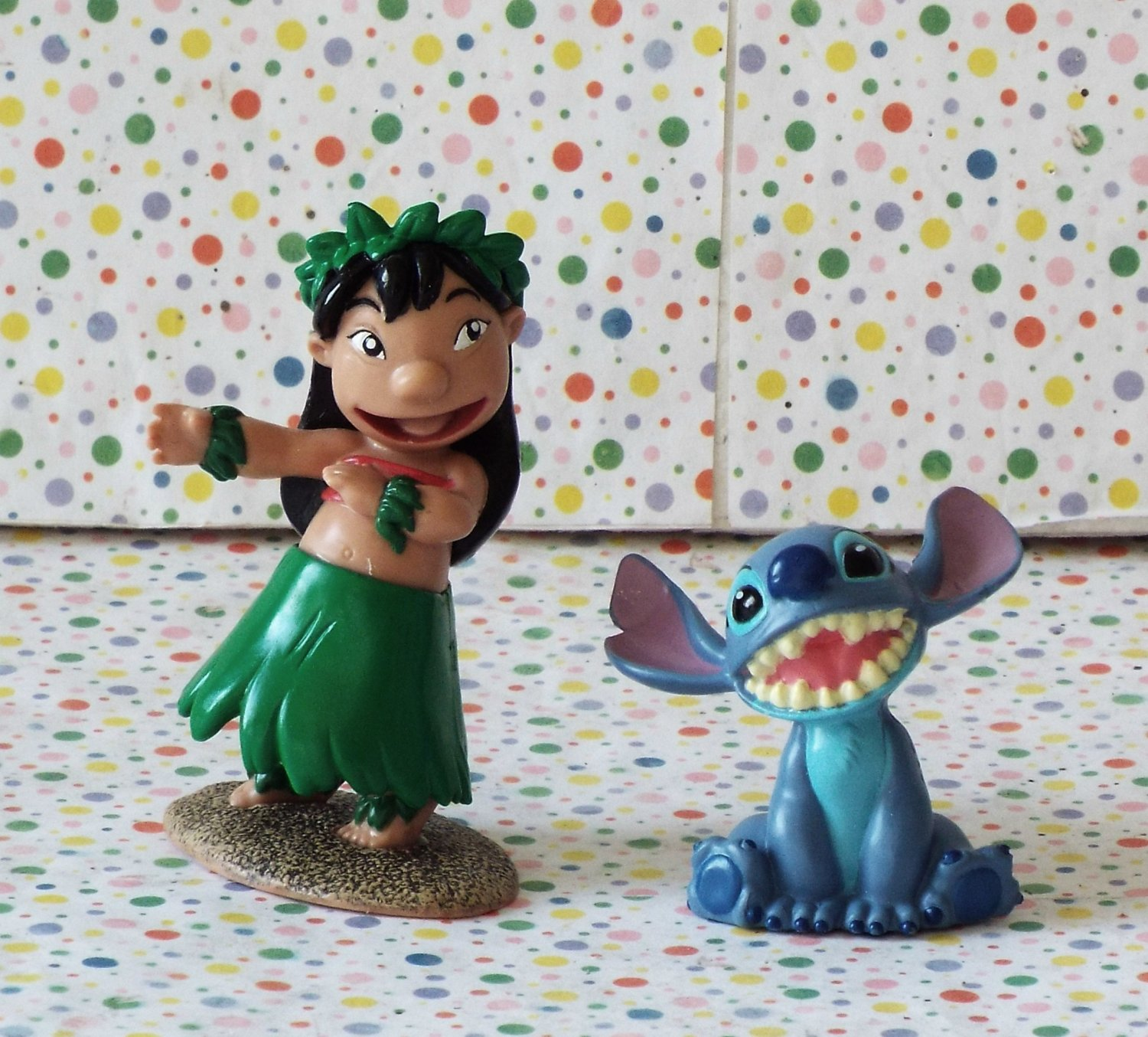 Lilo And Stitch Cake Toppers Uk