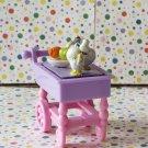 Disney Beauty and the Beast Mrs Potts Tea Cart