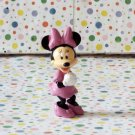 Disney Minnie Mouse Pink Dress Figure