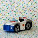 Fisher Price Rescue Heroes Micro Jake Justice Police Car