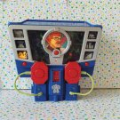 Fisher Price Rescue Heroes Hyper Jet HQ Spaceship Command Center Part