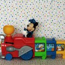 Disney Mickey Mouse Press n' Go Musical Train