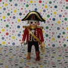Playmobil Red Pirate Ship Pirate Figure