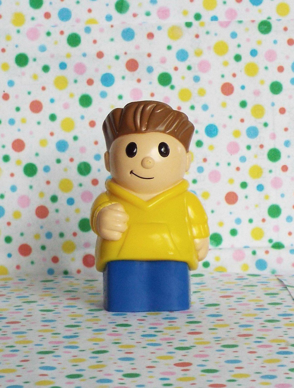 MegaBlocks Mega Bloks Boy Man Dude Figure Part