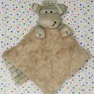 Koala Baby Giraffe Security Blanket Green Striped Lovey