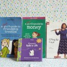 Girls American Girl Books Chapter Book Lot