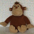 Toys R Us Animal Alley Chimp Monkey Stuffed Animal Lovey