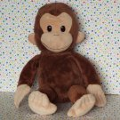 Curious George Monkey Stuffed Animal Lovey
