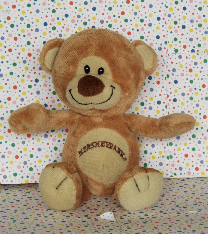 Hershey Park Bradley Bear Lovey