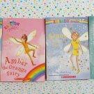 Rainbow Magic Fairies Books Girls Chapter Book Lot