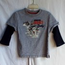 Boys Gymboree 3T  Junior Husky Race Longsleeve Shirt