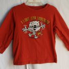 Boys Children's Place Halloween Mummy 3T Longsleeve Shirt TCP