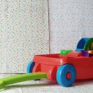 Fisher-Price Peek-A-Blocks 2-n-1 Wonder Wagon