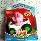 Fisher-Price Barnyard Basics Shake N' Go Pig
