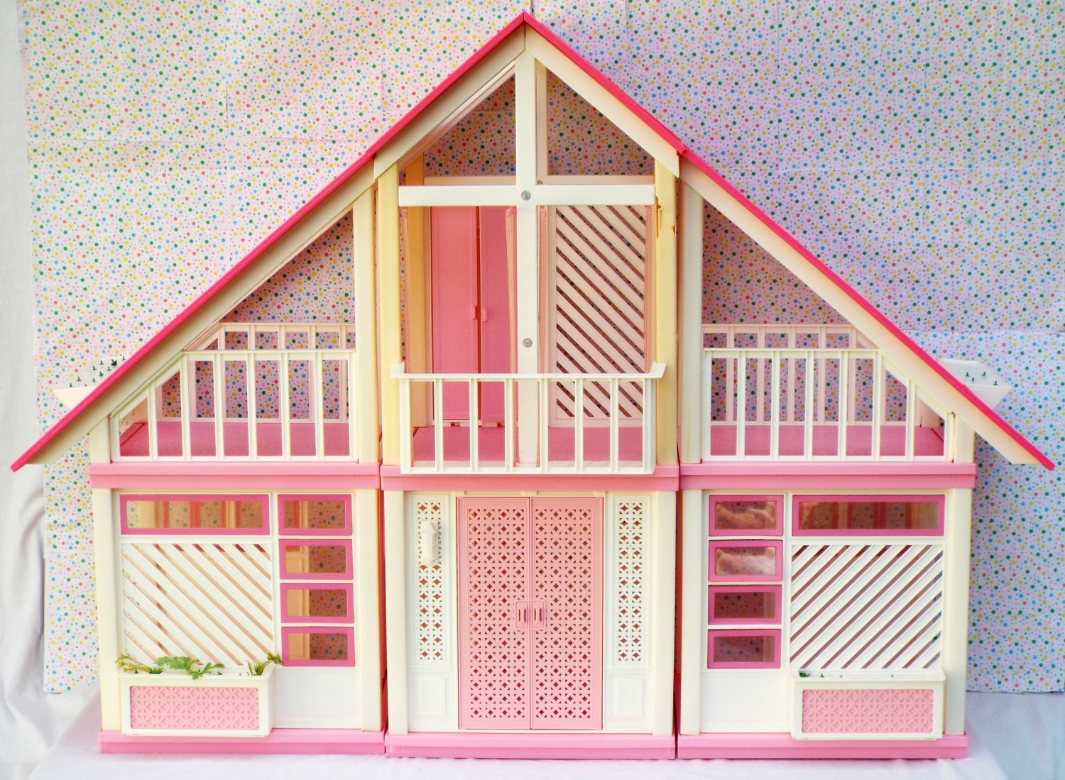 Barbie Dream House Dollhouse 2000 – House Plan 2017
