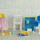 Barbie Happy Family Baby Nursery