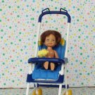 Barbie Happy Family Baby Ryan Stroller Set