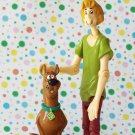 Scooby Doo Scooby and Shaggy Figure Lot