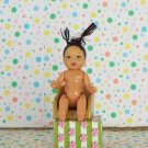Barbie Happy Family Neighborhood Hispanic Baby Girl Doll