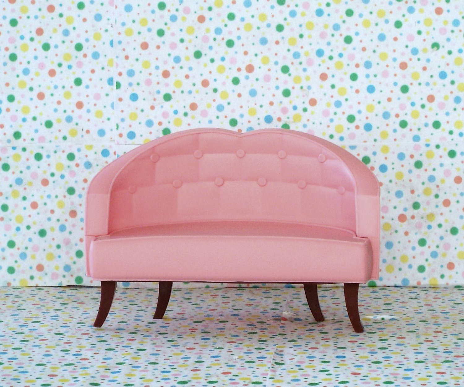 Barbie 3 Story Dream House Sofa  Part