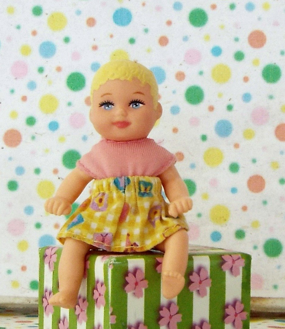 Barbie Baby Krissy Doll