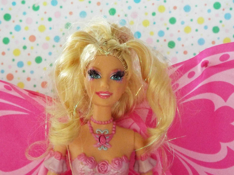 Barbie Fairytopia Mermaidia Elina Doll