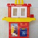 McDonald's Drive Thru Center McDonald's Kitchen Playset