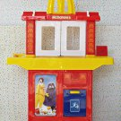 McDonald's Drive Thru Center McDonald's Kitchen