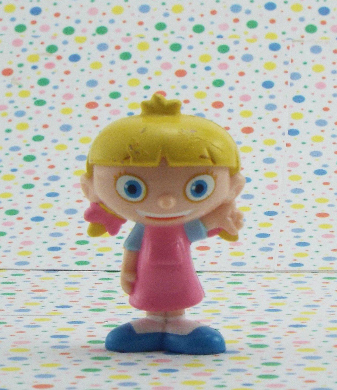 *9/15*SOLD~Disney Little Einsteins Pat-Pat Rocket Annie Figure
