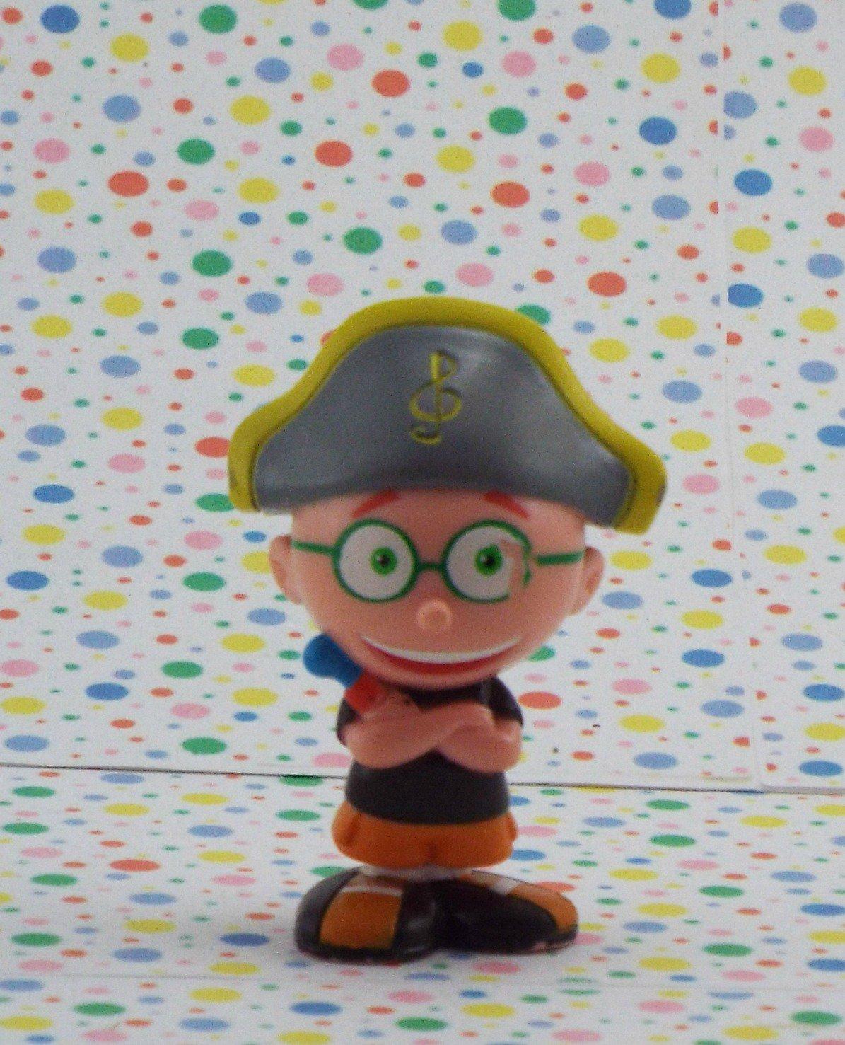 *9/15*SOLD~Disney Little Einsteins Pirate Mission Adventure Leo Figure