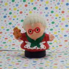 Fisher Price Little People Christmas Village Mrs Clause Part